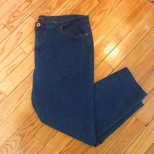 Forever 21 Size 18 Straight leg Jeans